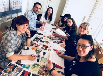 Youth connects – Creative Danube in Ellwangen