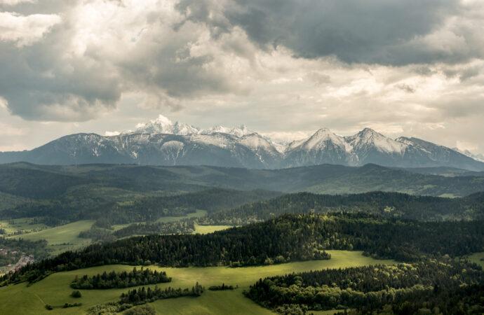 Die Karpaten sind die grüne Infrastruktur, die Wildtiere und Menschen brauchen