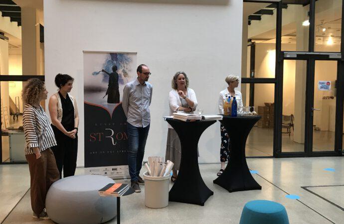 Eröffnung im MUseum Ulm